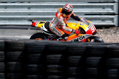 Hasil Lengkap Latihan Bebas 1 MotoGP Sachsenring, Jerman 2015