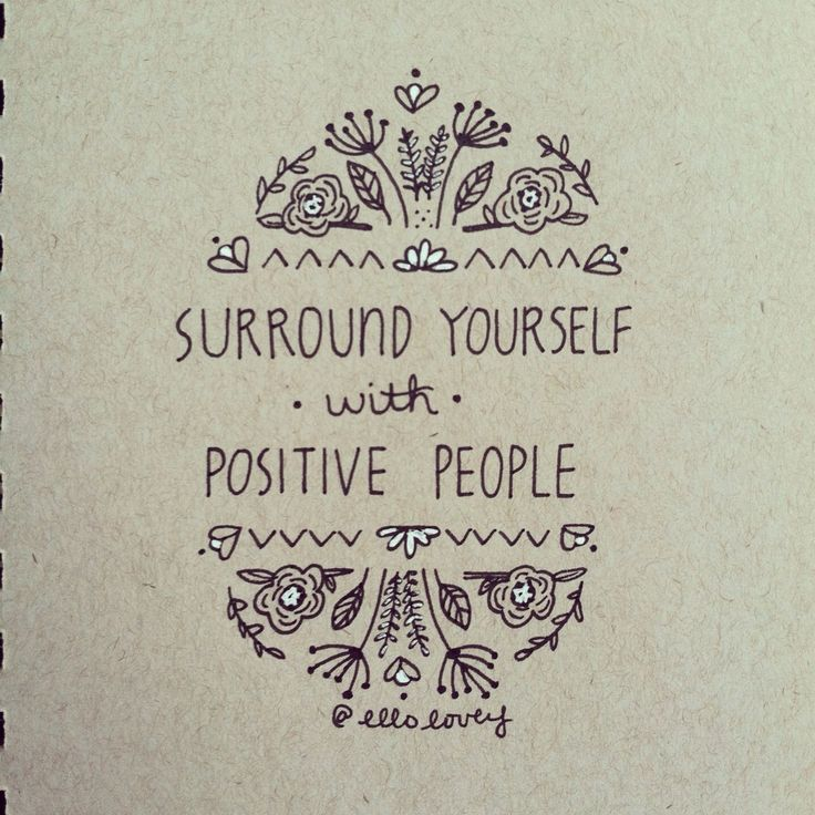 Inspirational Picture Quotes...: Surround yourself with ...