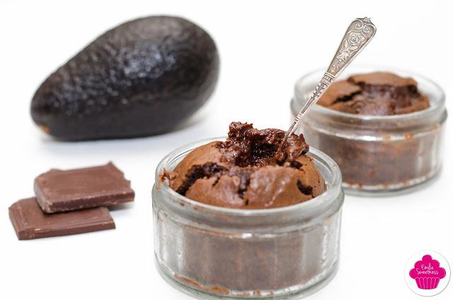 Fondant au chocolat et avocat (sans beurre) - Bataille Food #27