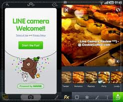 Aplikasi Edit Foto Terbaru LINE Camera