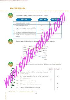 6.Sinif  Turkce Doku Yayinlari Ogrenci Calisma Kitabi Sayfa 46