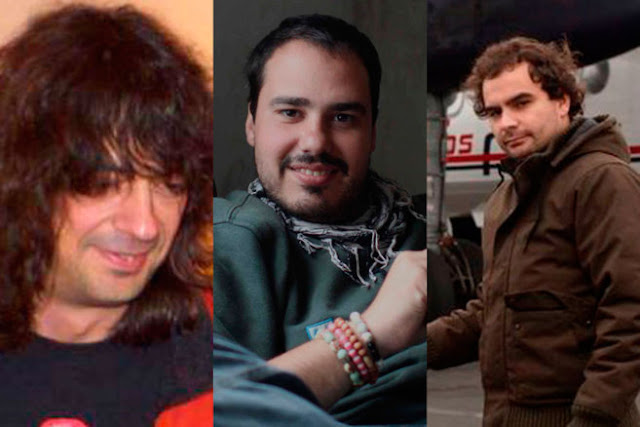 Son tres los periodistas españoles desaparecidos en Siria