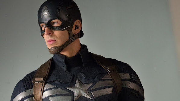 Captain America Winten Solder Movie 5m