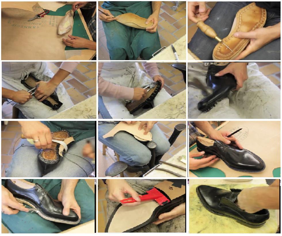Handmade shoe - Membuat sepatu