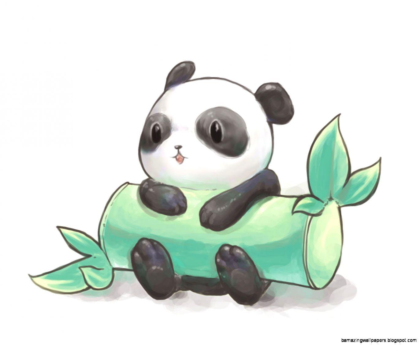 cute panda drawings amazing wallpapers
