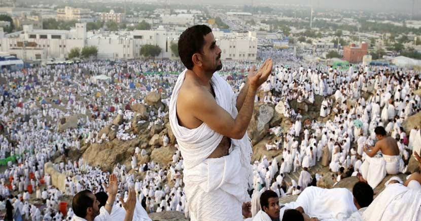 Politik Haji dan Makkah Menjelang Wukuf