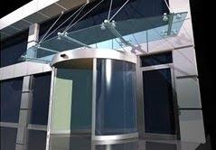 Temperli/ Lamine Cam Kapılar ve Spider Cam Vitrin Sistemleri