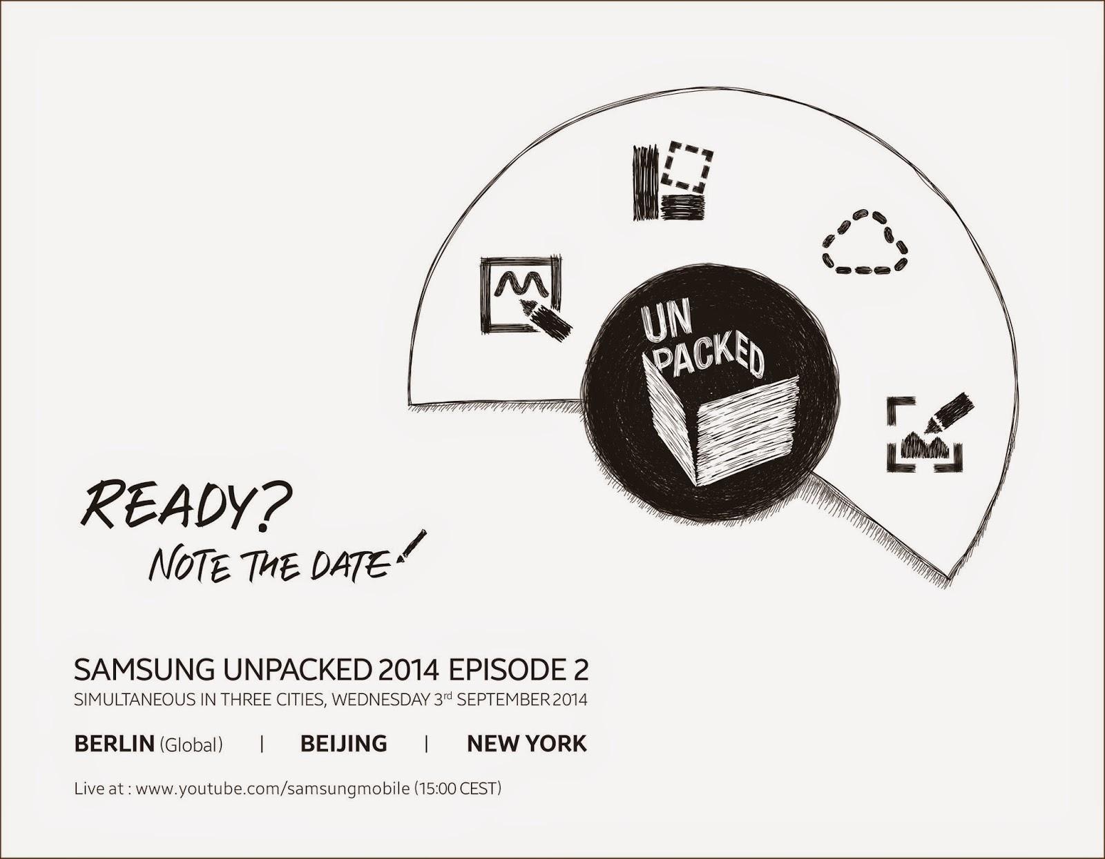 Samsung Unpacked 2014 Episode 2