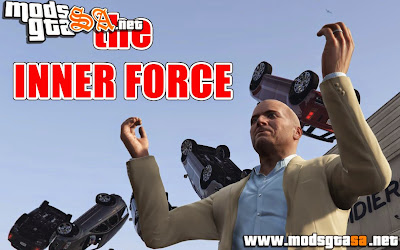 V - Mod The Inner Force (Força Interior) para GTA V PC