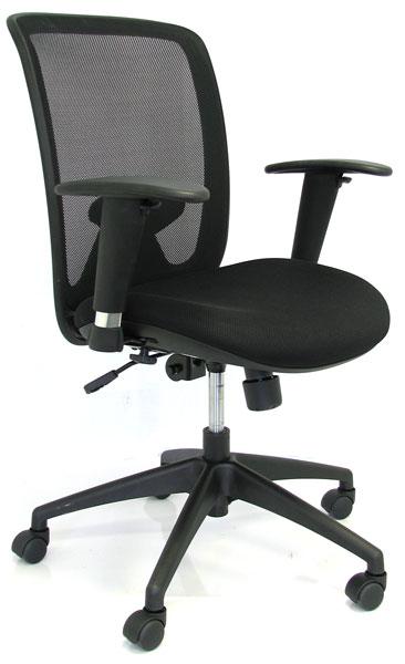Mobiliario deco mobiliario de oficina diez sillas for Sillas de escritorio comodas