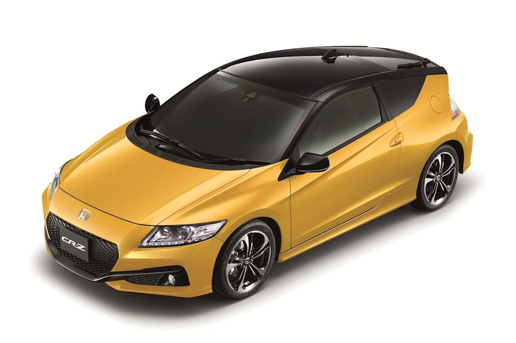 honda cars philippines ends 2015 on high with preview of 2016 cr z sports hybrid philippine. Black Bedroom Furniture Sets. Home Design Ideas