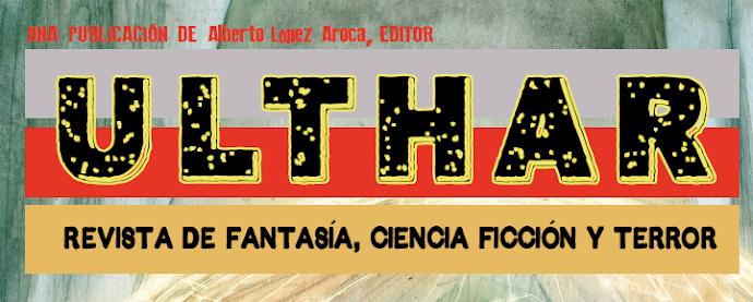 Ulthar: revista de fantasía, ciencia ficción y terror