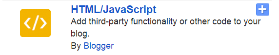 HTML/JavaScript Widget