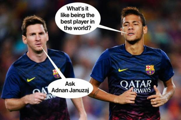 Funny Picture Neymar Funny Picture