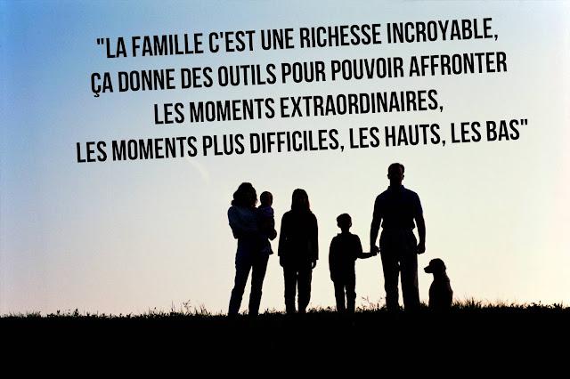 Bien connu des belles citations famille - belle citation sur la vie et  MY17