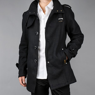Pea Coat for men