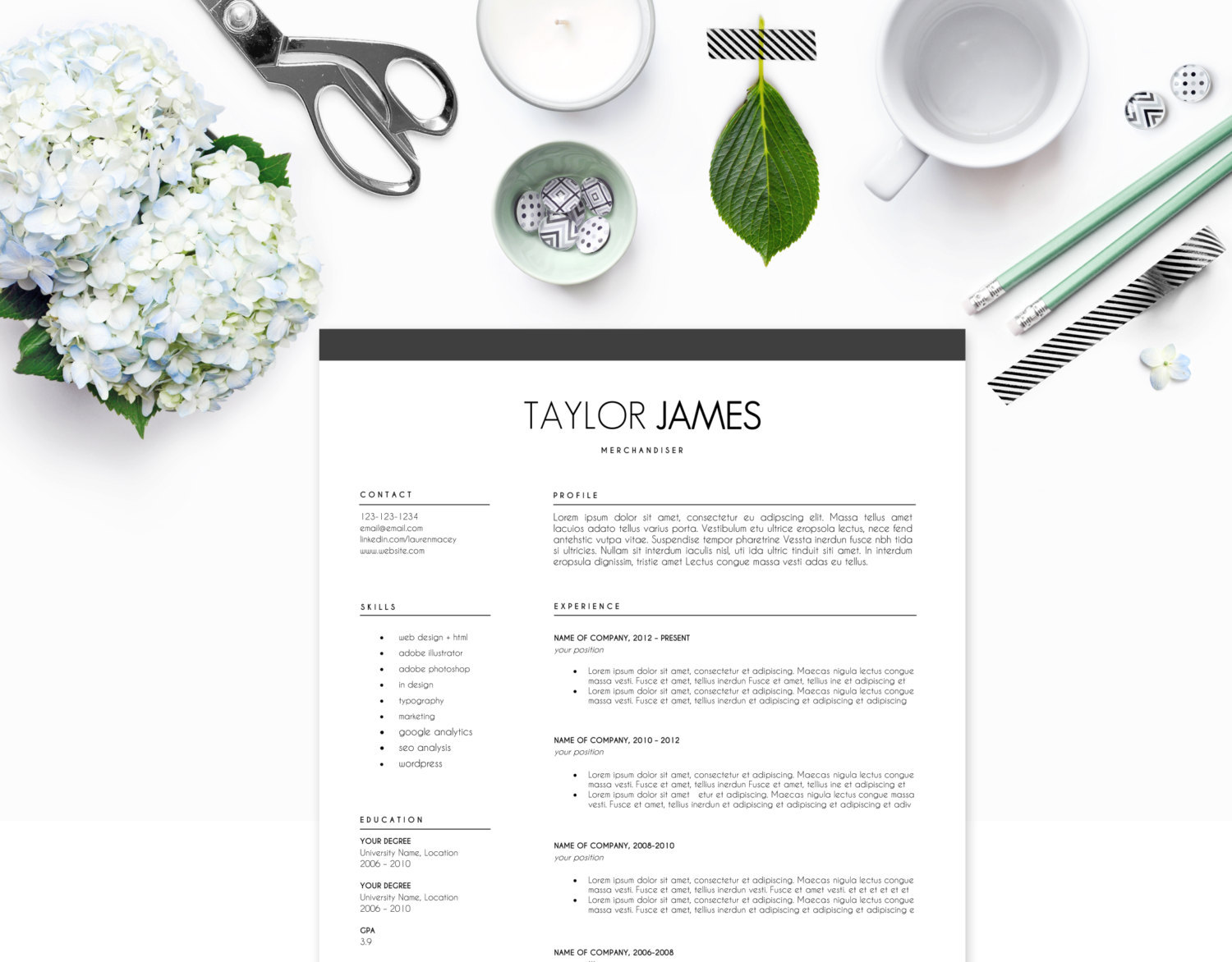 4 Resume Styles That Always Land The Job   Plus Tips To Learn When To Use  Each Style  Resume Styles