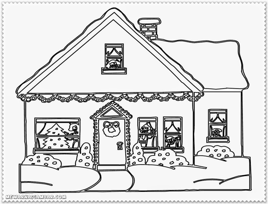 advanced holiday coloring pages - photo#34