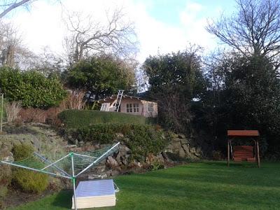 Shipley log cabins