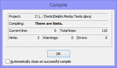 Go On - Hit Compile & Run!