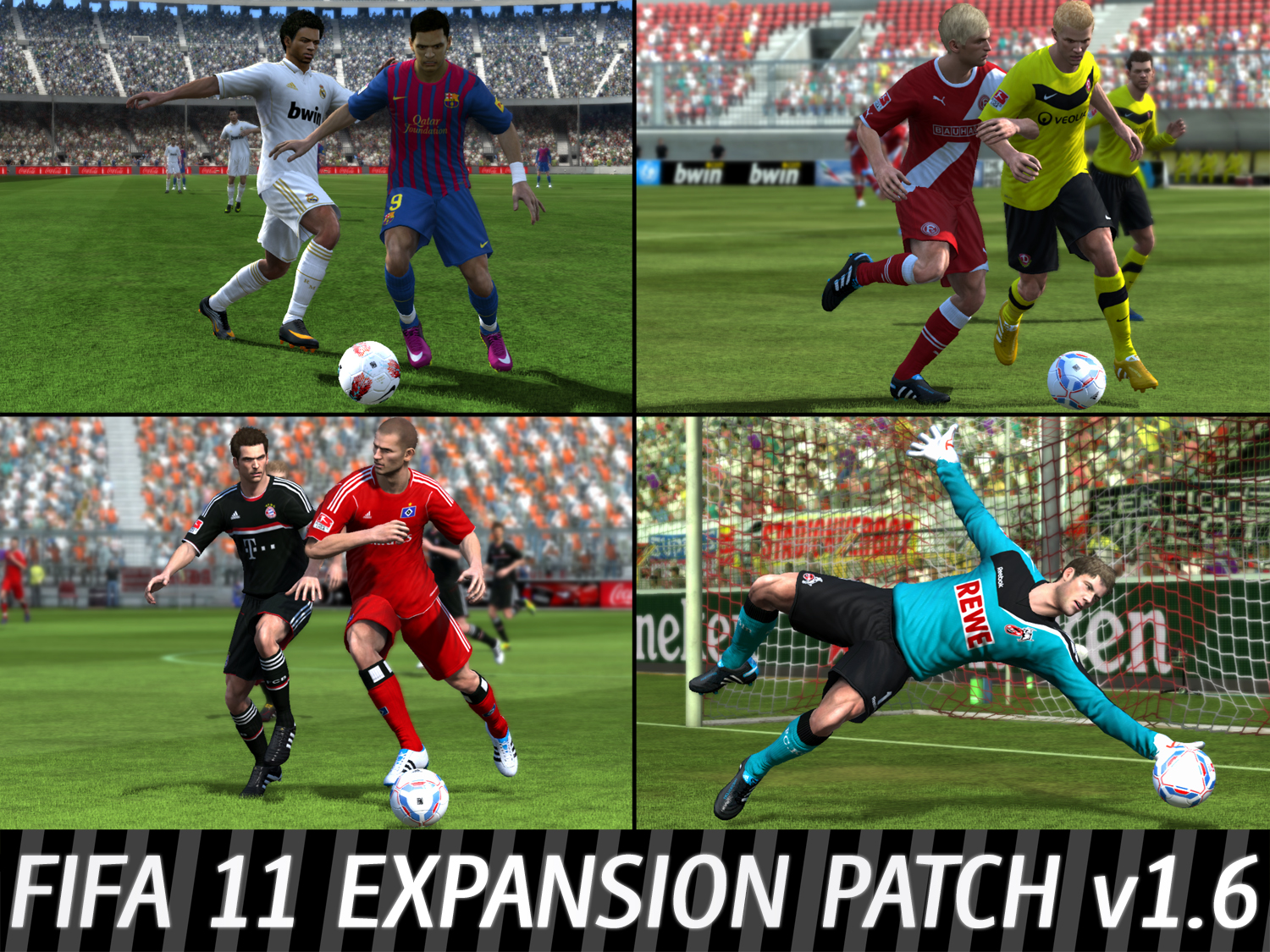 Patch fifa 11 20