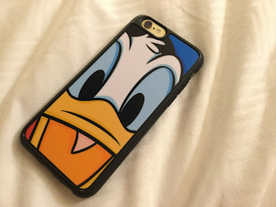 Donald Duck iphone case