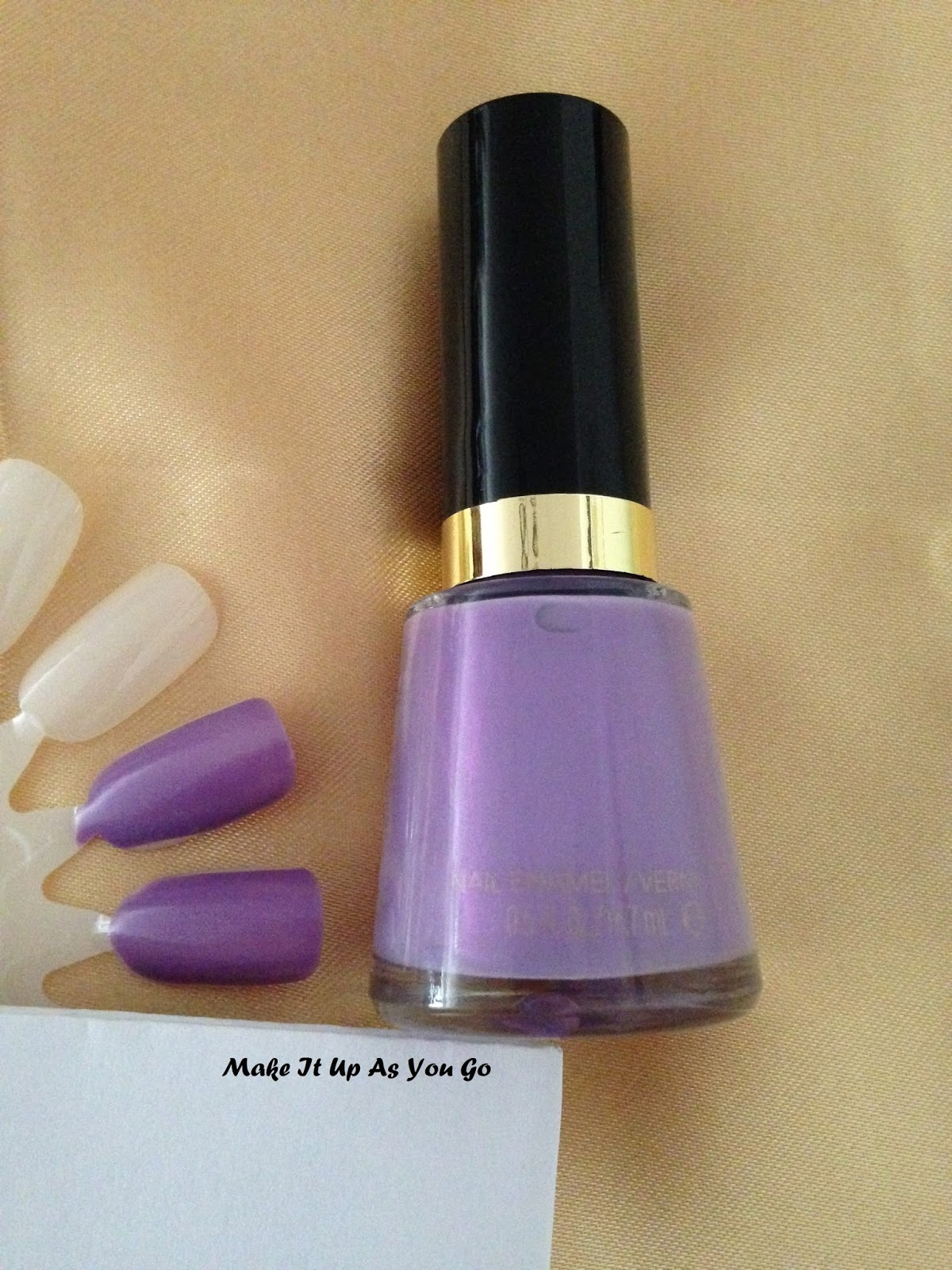 Make It Up As You Go: Nail Polish Change - Wet n Wild Megalast in ...
