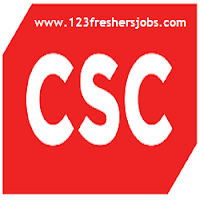 CSC System Engineer Jobs for freshers 2015