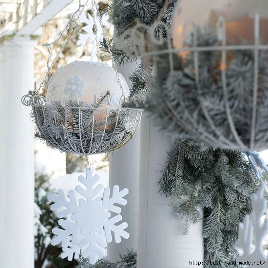 outdoor xmas decorations, outdoor christmas decorating ideas pictures ...