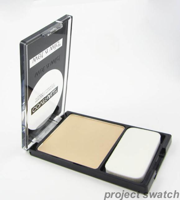 Wet n Wild Cover All Pressed Powder - Light / Medium