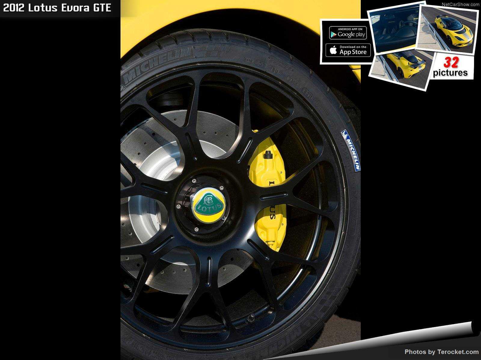 Hình ảnh siêu xe Lotus Evora GTE 2012 & nội ngoại thất