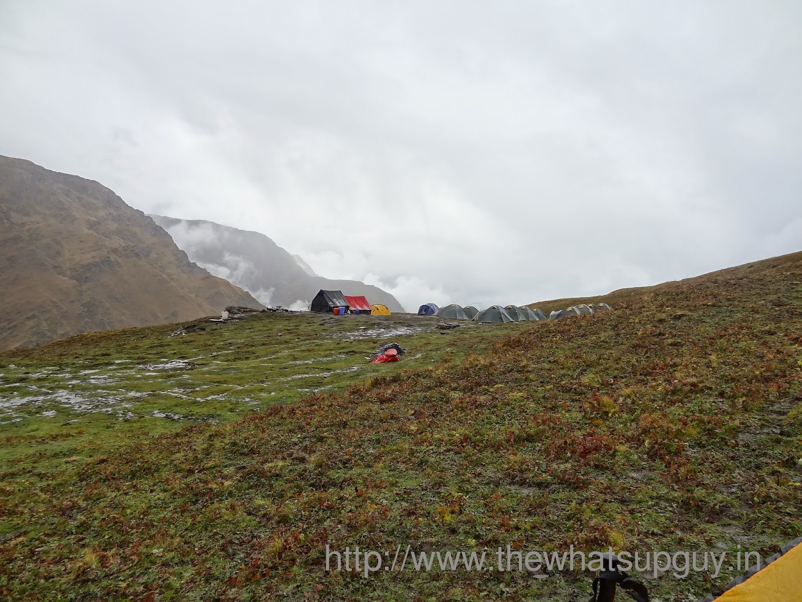 Camp Roopkund Trek With India Hikes Day 3