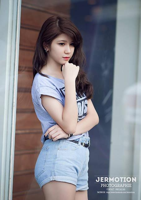Hot girl Hoài An Japan - Girl xinh 9x giản dị (mới nhất 2013)
