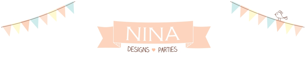 ... ♥ Nina Designs + Parties