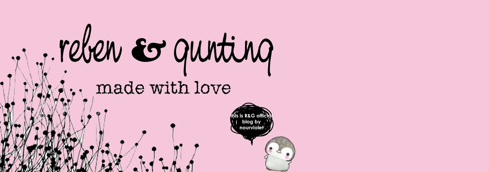 reben&gunting made with love