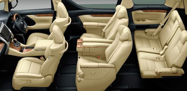 Spesifikasi Harga Mobil Mewah Toyota Alphard Makassar