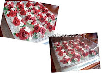 Red theme roses