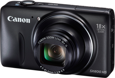 Canon PowerShot SX600 HS Camera User's Manual