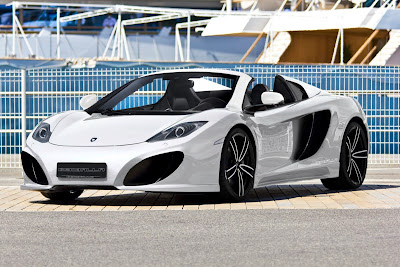 Gemballa McLaren MP4 Spider