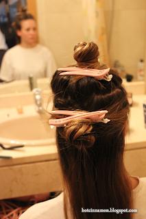 capas de pelo