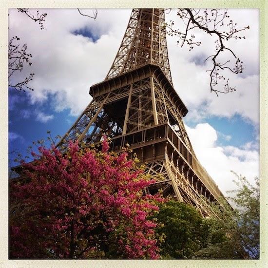 Postcards from Paris: Part 1