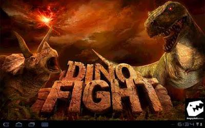 DinoFight  v.1.0 Apk + Data