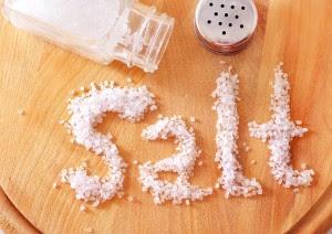 hindari garam