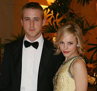 Ryan Gosling y Rachel McAdams muy cerca de encarnar a Christian Grey y Anastasia Steele en 'Cincuenta sombras de Grey'