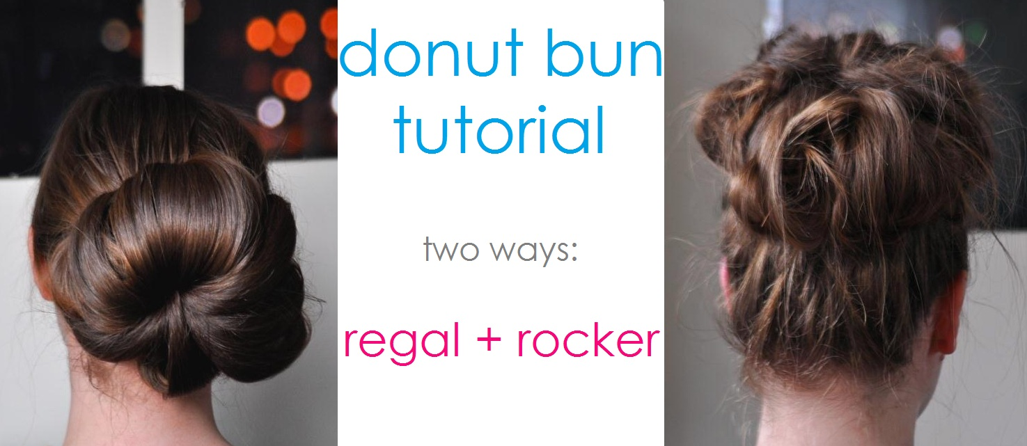 Find and save ideas about Donut bun on Pinterest. | See more ideas about Hair donut styles, The bun and Doughnut bun. Best 25+ Donut bun ideas on Pinterest | Hair donut styles, The bun and Doughnut bun.