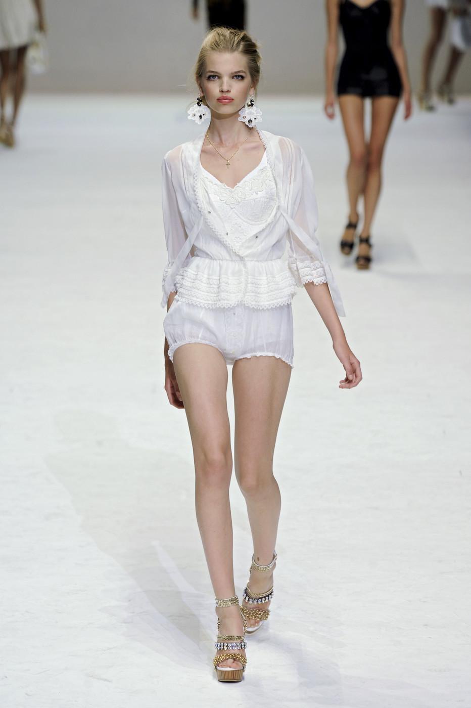 Dolce&Gabbana Spring/Summer 2011