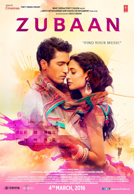 New Zubaan Poster