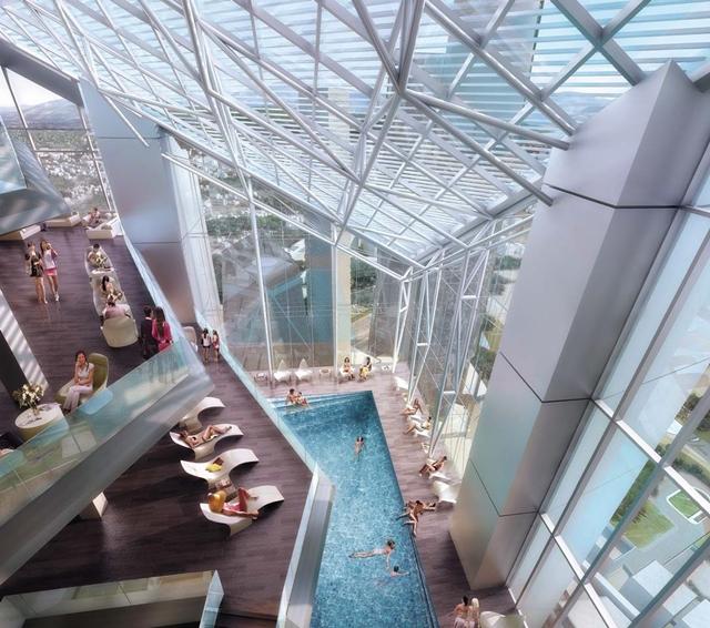 Adrian Smith Gordon Gill Architecture: World Of Architecture: Dancing Dragons By Adrian Smith