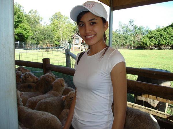 Awek bukak baju untuk sape 6