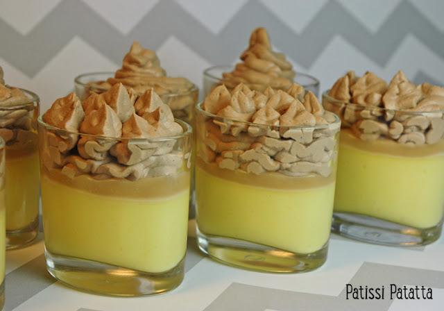 recette de verrines ananas, que préparer avec un ananas frais, cuisiner l'ananas, ananas en dessert, crème à l'ananas, ganache montée et ananas,